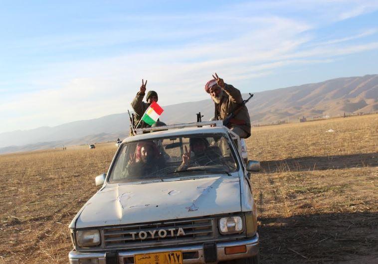 Các phiến quân tổ chức khủng bố IS (Ảnh: www.jpost.com)