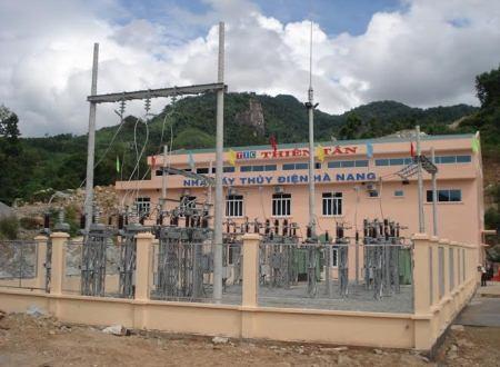 Dự án thủy điện Hà Nang vấp phải nhiều phản ánh liên quan đến rừng và đất sản xuất của người dân.