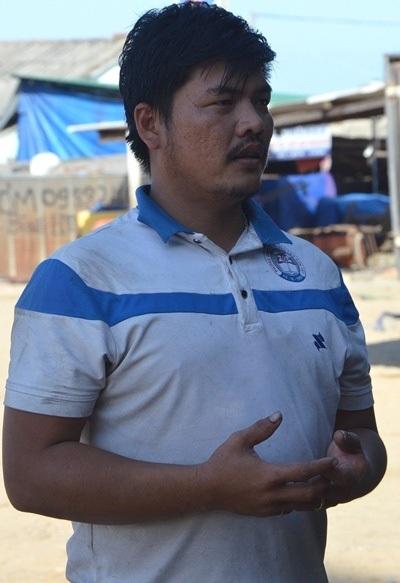 Khát khao chinh phục Hoàng Sa, thầy giáo Nguyễn Trung Hậu vẫn có ý định đi biển lần nữa.