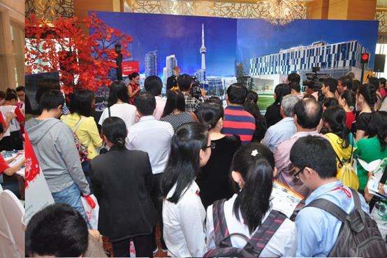 Du học Canada: Ngày Hội Giáo dục Canada 2015 tại Việt Nam - 3