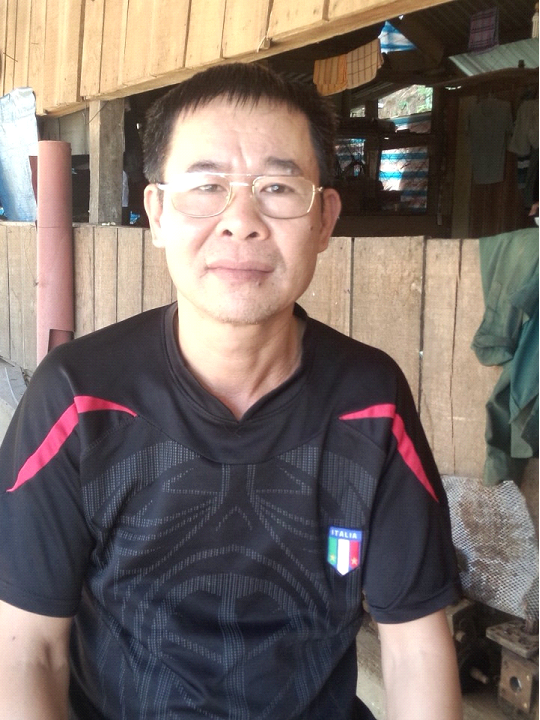 Chú Thành – Ngụ xóm Tân Tiến, xã Giang Sơn, huyện Đô Lương, Nghệ An