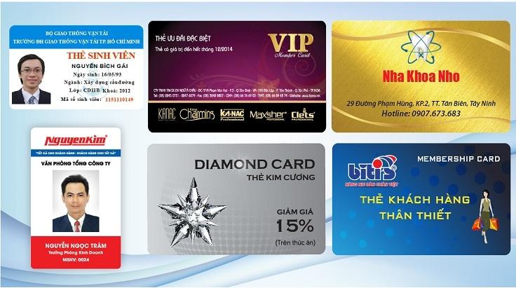Công ty Vĩnh Trường Lộc, Sản xuất Thẻ nhựa và dây đeo thẻ cao cấp - 1