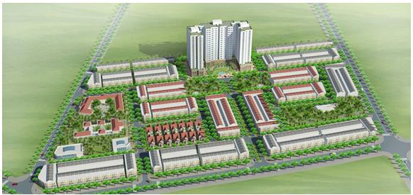 Dự án Hiệp Thành City