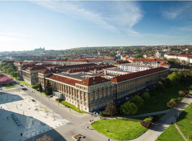 Buổi gặp mặt đại diện trường Đại học Hóa – Công nghệ Praha, Cộng hòa Séc - 2