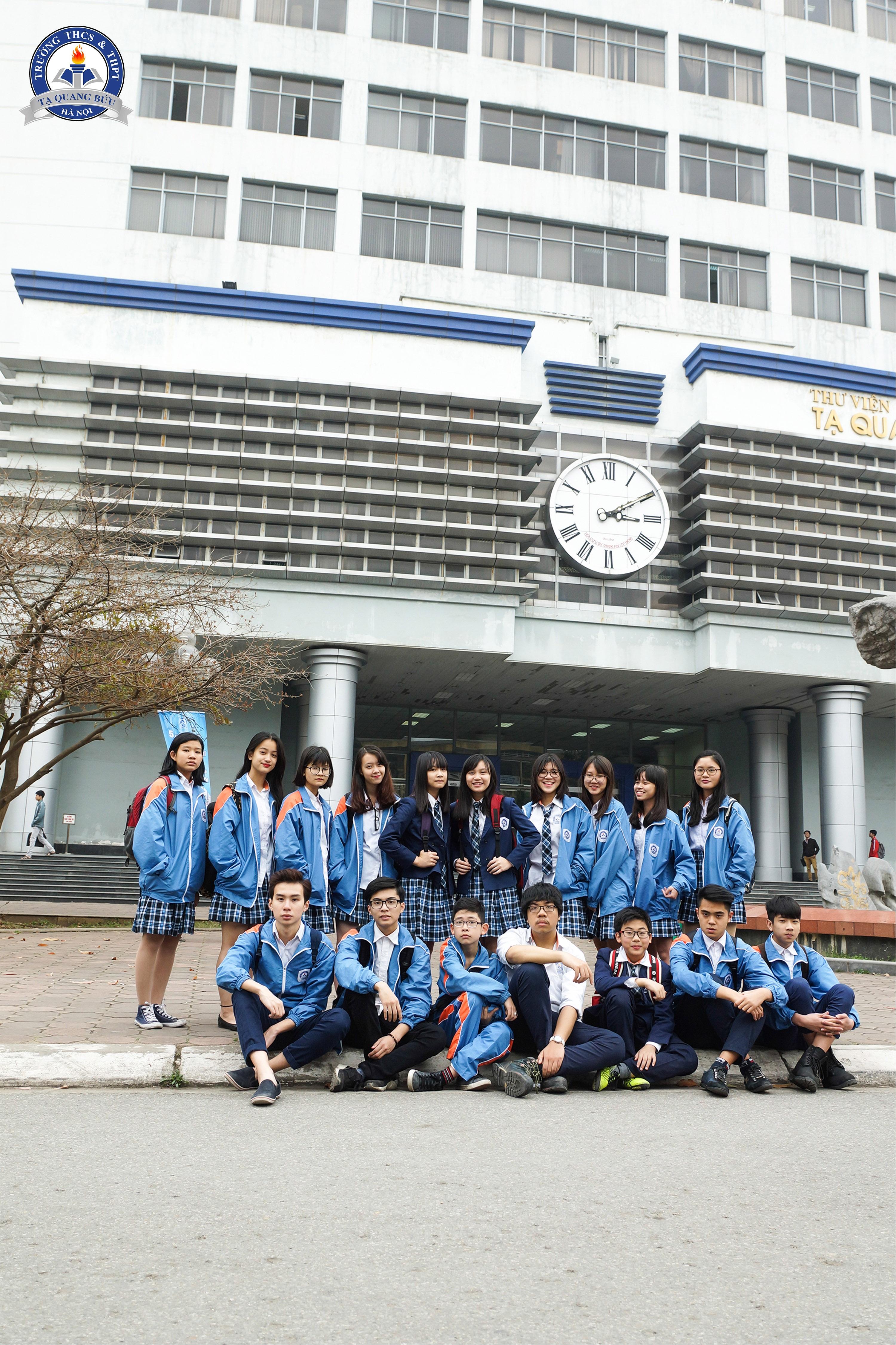 Trường THCS và THPT Tạ Quang Bửu tuyển sinh vào lớp 6 và lớp 10 năm học 2016 -2017 - 2