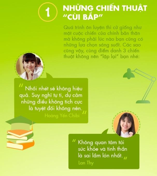 """Bí quyết giúp sao Việt vượt """"vũ môn"""" - 2"""