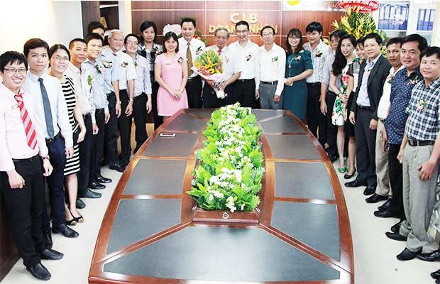 145 thành viên CLB là những doanh nhân thành đạt trên nhiều lĩnh vực