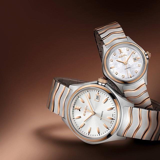 Những chiếc đồng hồ Ebel chất lượng cao nhưng có mức giá hợp lý chắc chắn hứa hẹn tạo những cơn sóng tại Việt Nam giống như những thành công của hãng trên thế giới