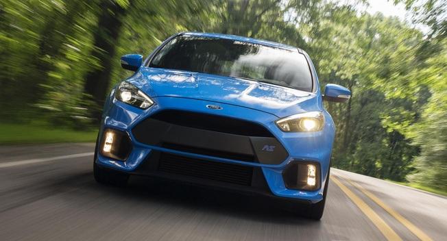 Ford Focus RS mới sẽ mạnh hơn cả Mustang - 1