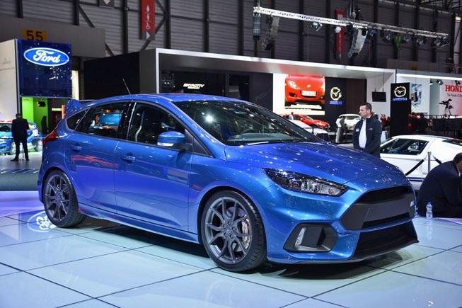 Ford Focus RS mới sẽ mạnh hơn cả Mustang - 2