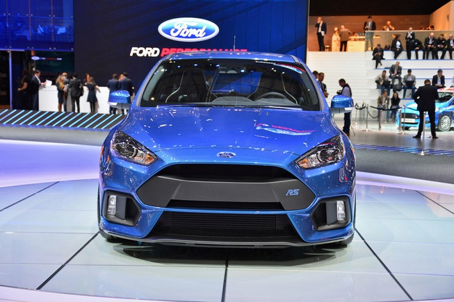 Ford Focus RS mới sẽ mạnh hơn cả Mustang - 10