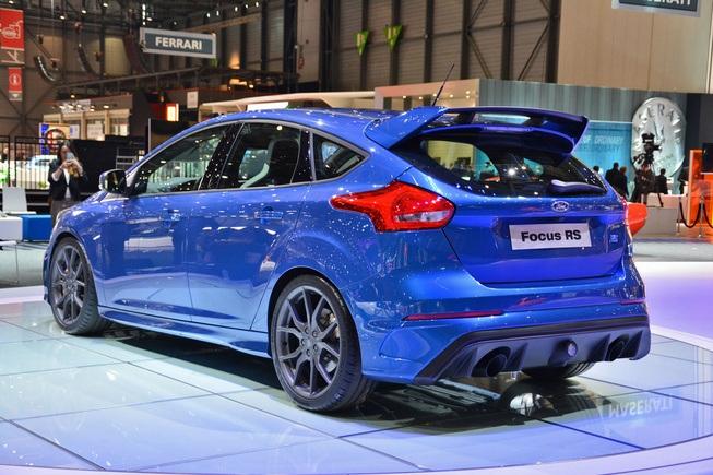 Ford Focus RS mới sẽ mạnh hơn cả Mustang - 3