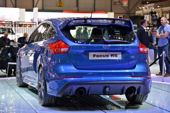Ford Focus RS mới sẽ mạnh hơn cả Mustang - 4