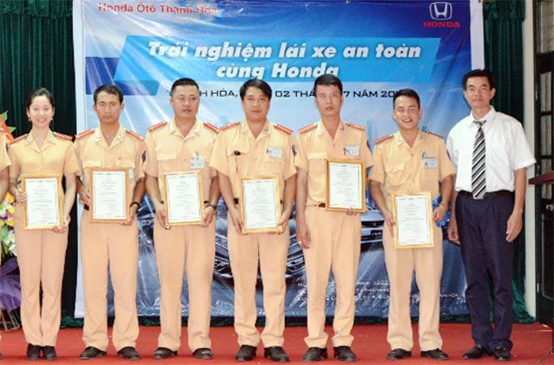 Honda Việt Nam đẩy mạnh hoạt động lái xe an toàn - 2