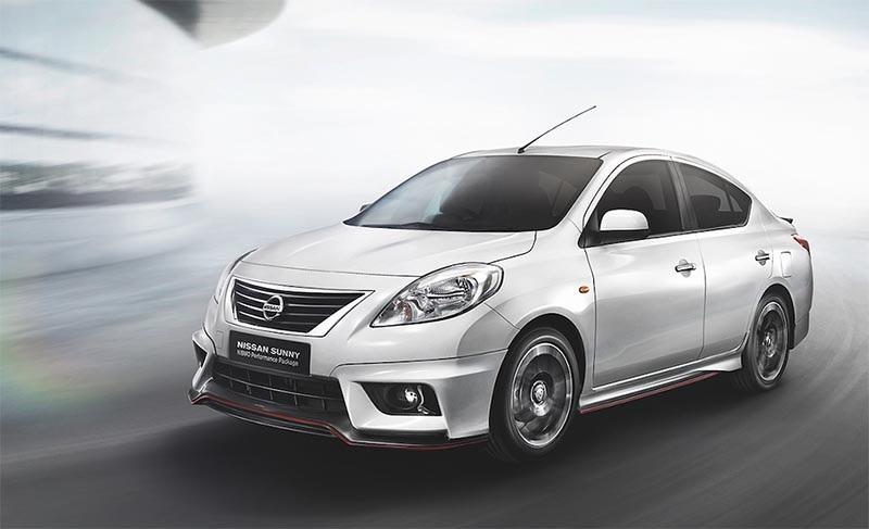 Bộ phụ kiện Nismo Aerokit dành cho Nissan Sunny