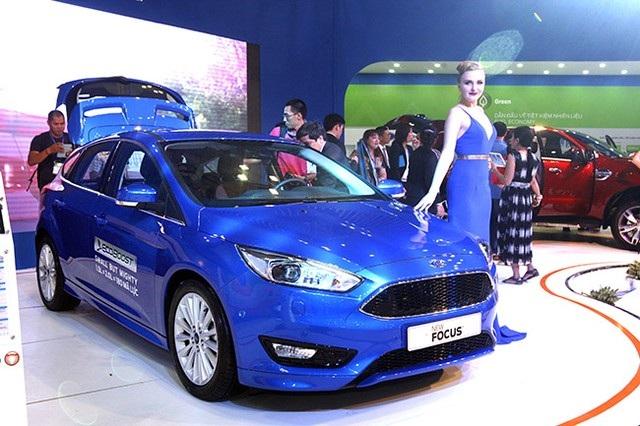 Ford Focus mới ra mắt tại Vietnam Motor Show