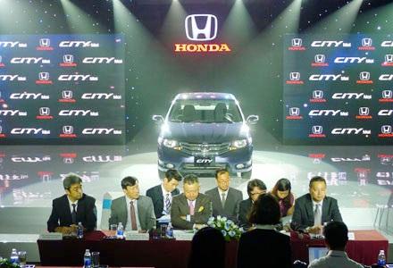 Honda và GM đồng loạt triệu hồi xe tại Việt Nam - 1