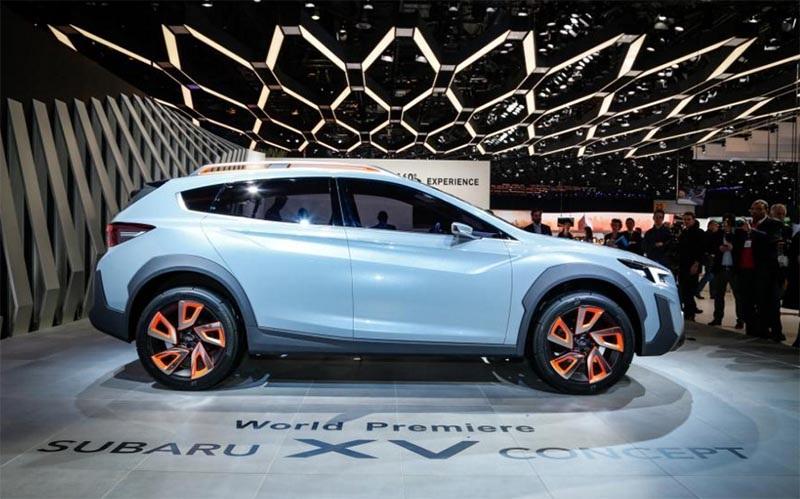 Subaru hâm nóng phân khúc crossover - 3