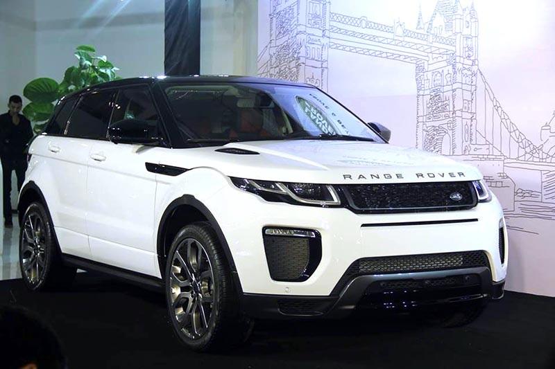 Hàng loạt mẫu xe mới ra mắt thị trường Việt Nam - 3