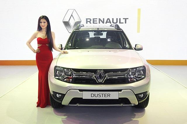 Mẫu Renault Duster nhập khẩu từ Nga sẽ giảm giá mạnh trong thời gian tới đây nhờ được miễn thuế nhập khẩu