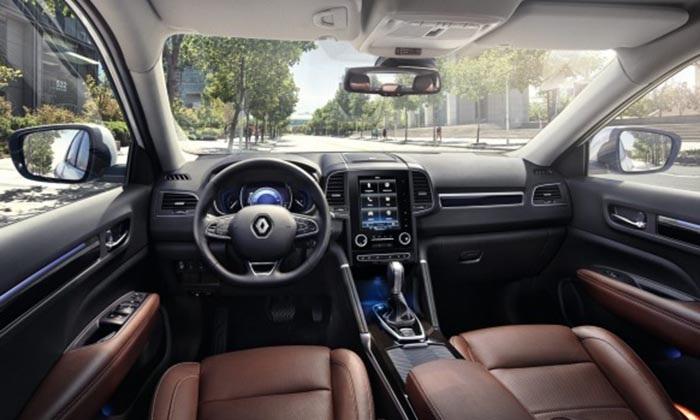 Renault ra mắt Koleos thế hệ mới - 7