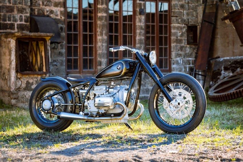 BMW Motorrad R 5 Hommage - Sự kết hợp giữa cổ điển và hiện đại - 5