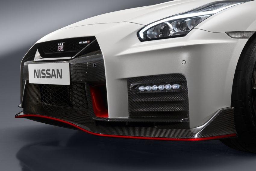 Nissan GT-R Nismo 2017 chính thức xuất hiện - 4