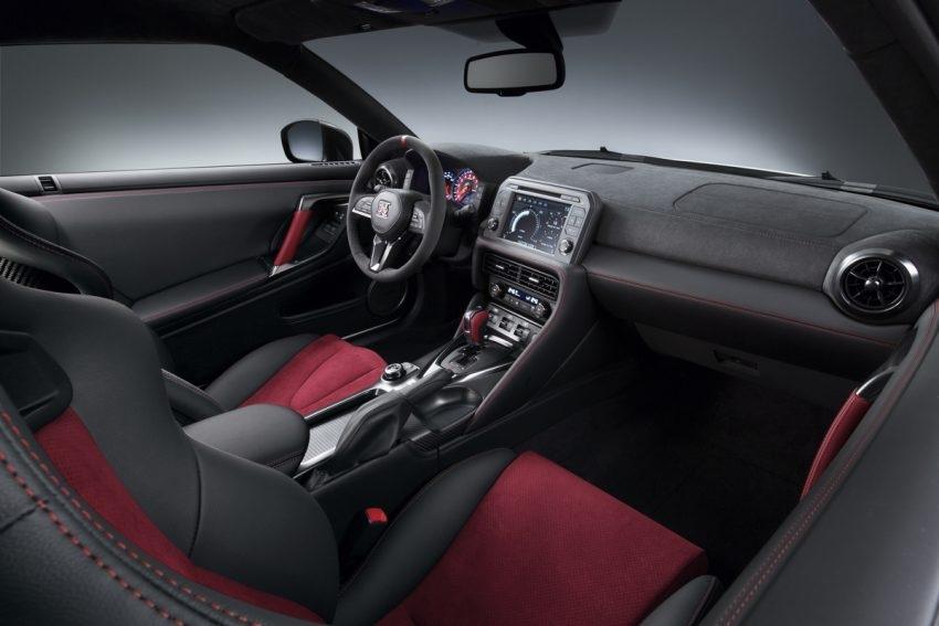 Nissan GT-R Nismo 2017 chính thức xuất hiện - 11