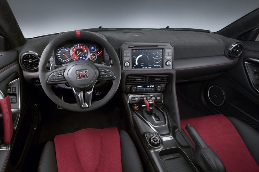 Nissan GT-R Nismo 2017 chính thức xuất hiện - 8