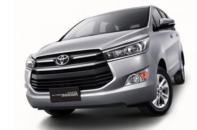 Toyota Innova thế hệ thứ hai thắng lớn tại Ấn Độ - 1