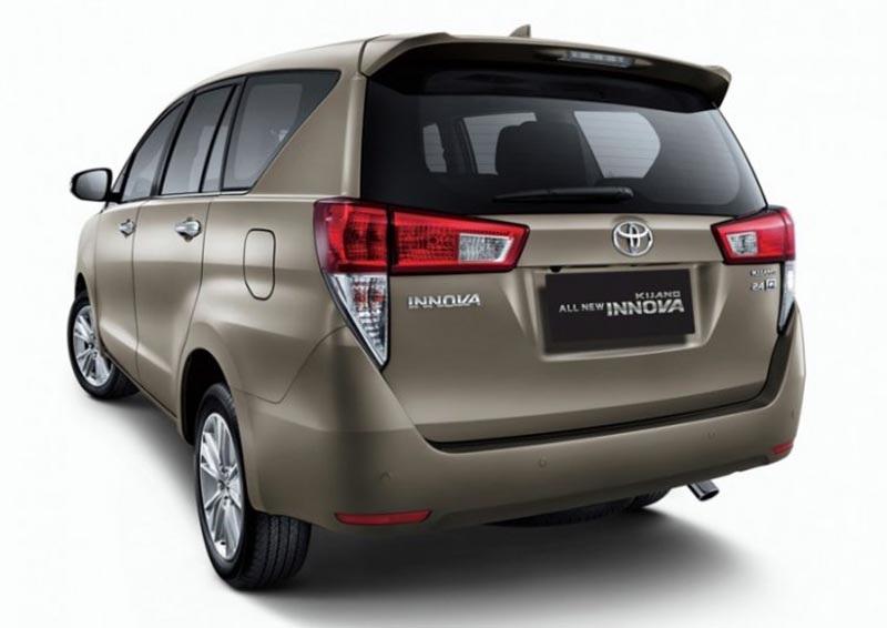 Toyota Innova thế hệ thứ hai thắng lớn tại Ấn Độ - 4