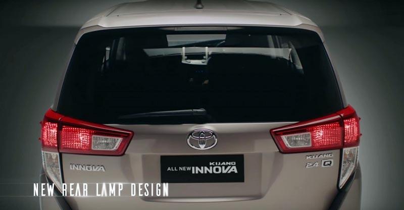 Toyota Innova thế hệ thứ hai thắng lớn tại Ấn Độ - 5