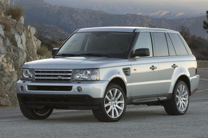 Range Rover 2008 tại Mỹ