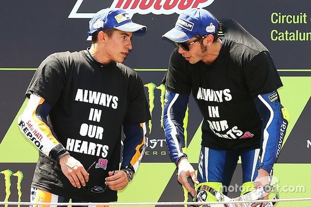Những hình ảnh ấn tượng nhất chặng đua MotoGP tại Barcelona - 3