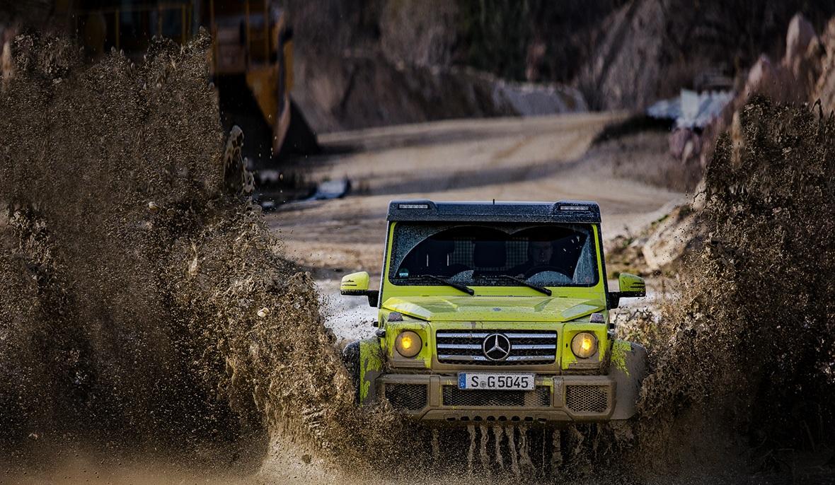 Mercedes-Benz quyết định đưa G550 bản đặc biệt tới Mỹ - 3