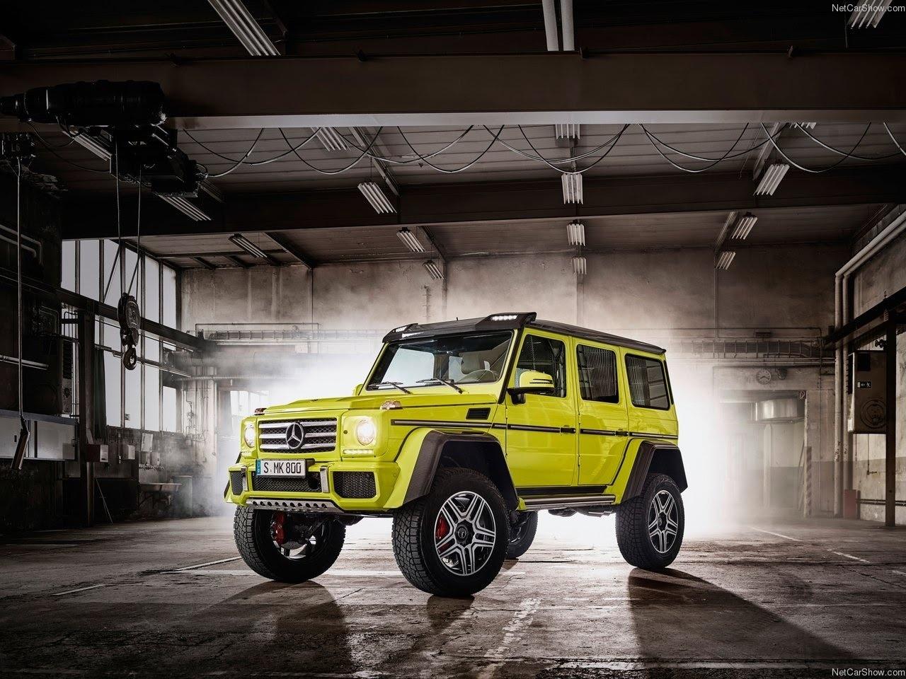 Mercedes-Benz quyết định đưa G550 bản đặc biệt tới Mỹ - 5
