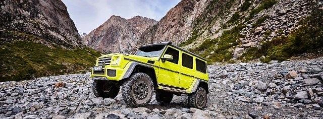 Mercedes-Benz quyết định đưa G550 bản đặc biệt tới Mỹ - 1