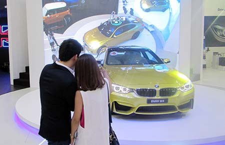 6 tháng đầu năm: Nhập khẩu ôtô vượt mốc 1 tỷ USD - 1