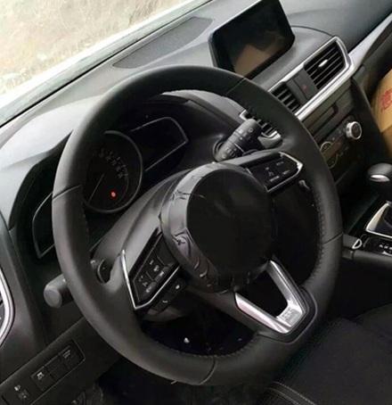 Lộ hình ảnh Mazda3 phiên bản nâng cấp mới tại Nhật Bản - 8