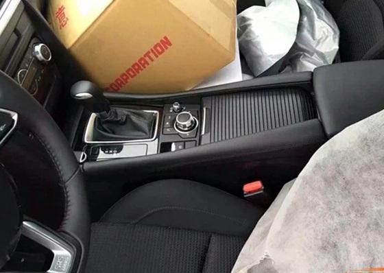 Những bức ảnh chụp nội thất của Mazda3 phiên bản nâng cấp tại Trung Quốc