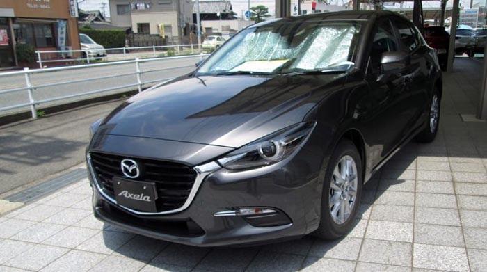 Lộ hình ảnh Mazda3 phiên bản nâng cấp mới tại Nhật Bản - 1