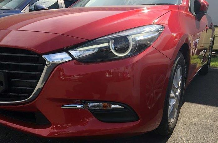 Lộ hình ảnh Mazda3 phiên bản nâng cấp mới tại Nhật Bản - 7