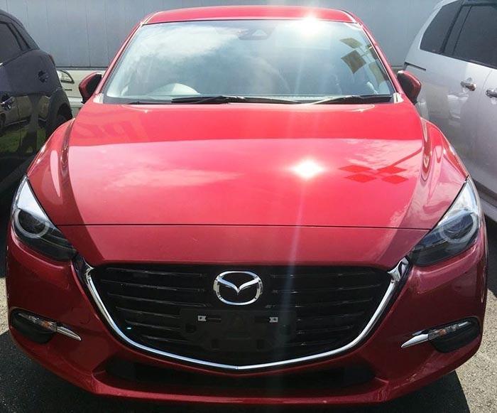Lộ hình ảnh Mazda3 phiên bản nâng cấp mới tại Nhật Bản - 2