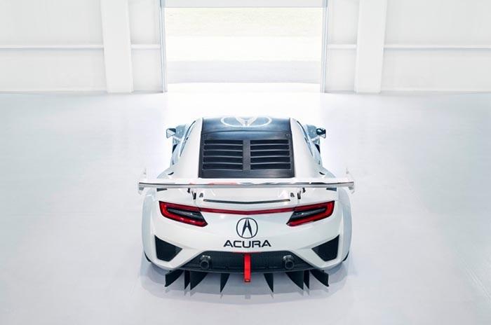 Acura có liều lĩnh khi đưa NSX tham gia giải đua GT3? - 8