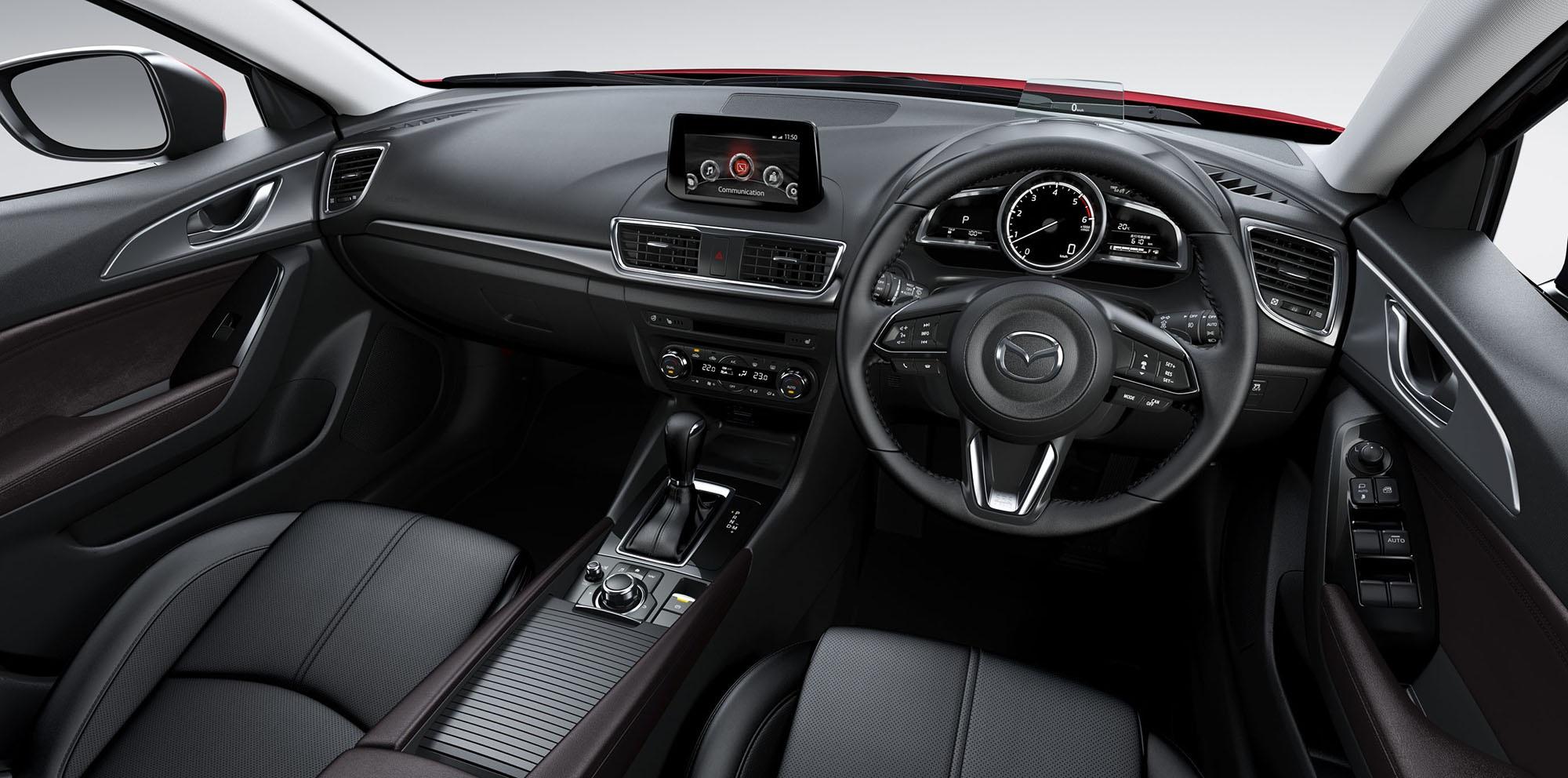 Mazda3 2017 chính thức xuất hiện - 8