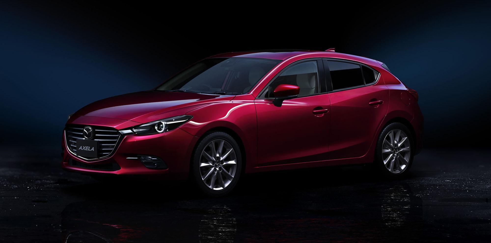Mazda3 2017 chính thức xuất hiện - 4