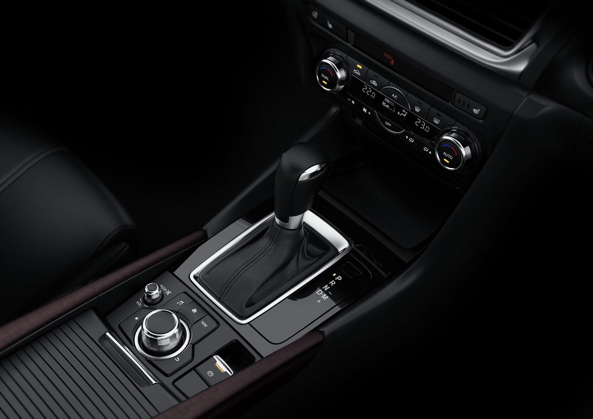Mazda3 2017 chính thức xuất hiện - 10