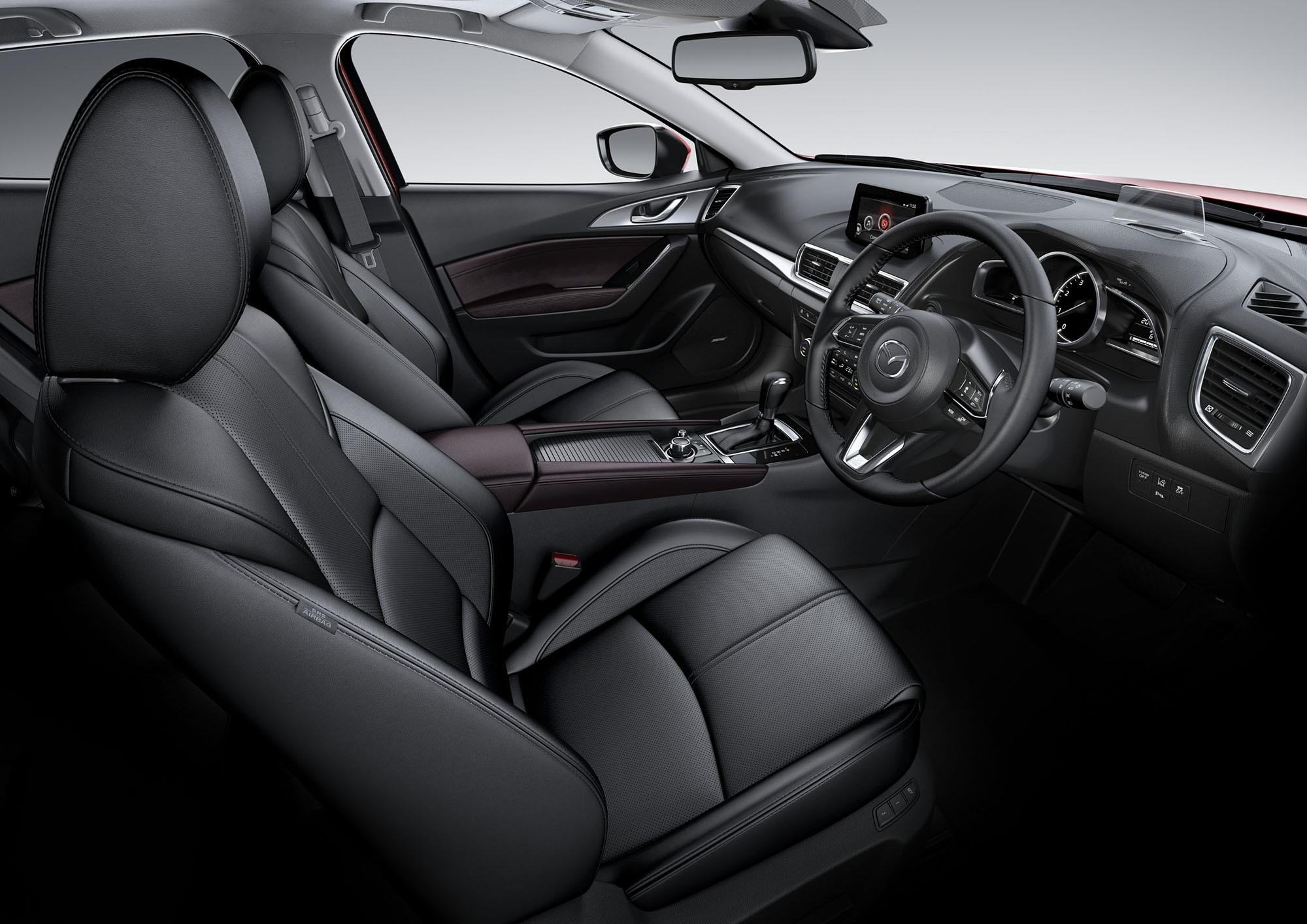 Mazda3 2017 chính thức xuất hiện - 6