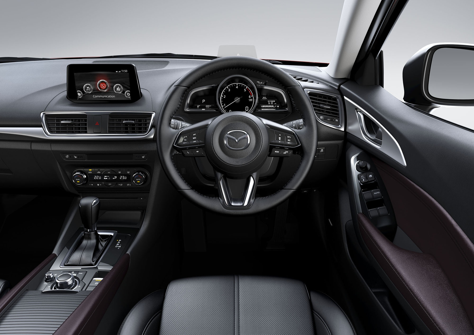 Mazda3 2017 chính thức xuất hiện - 7