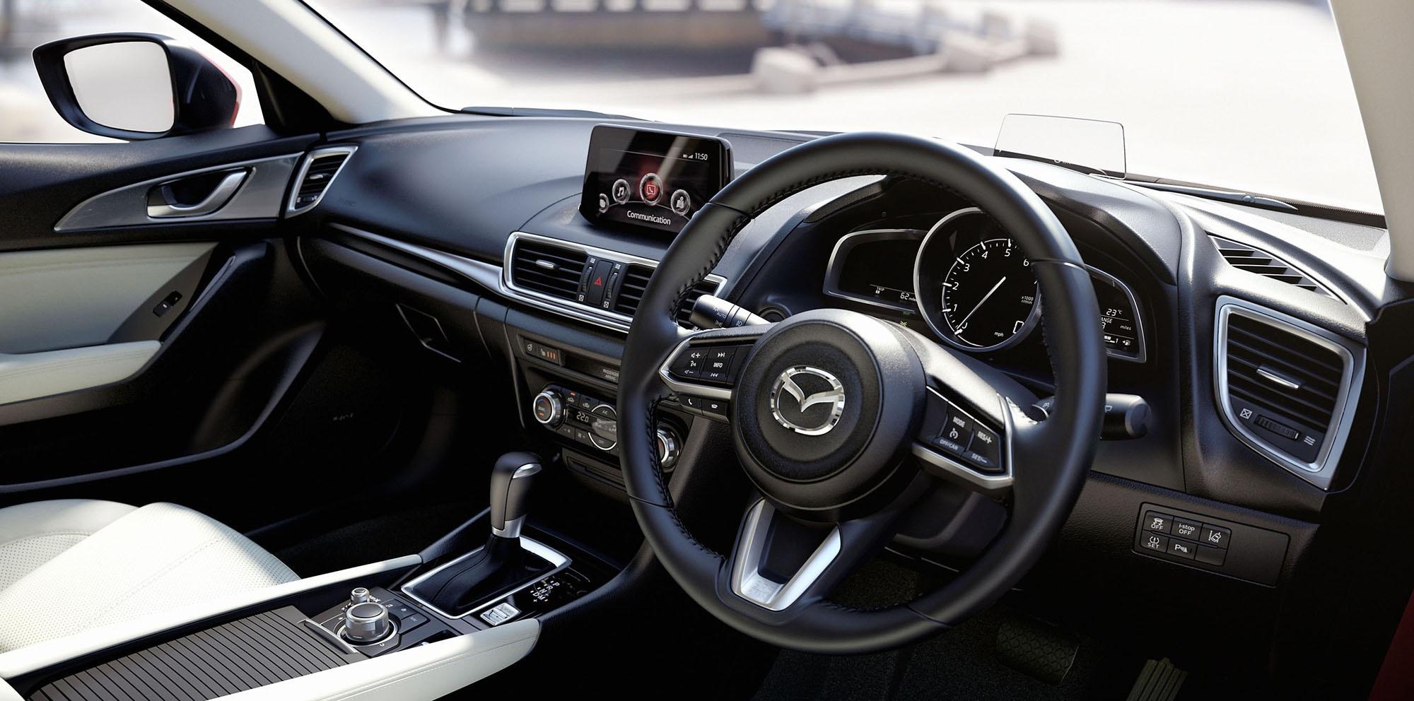 Mazda3 2017 chính thức xuất hiện - 9